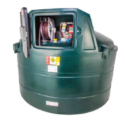 Deso Bunded Diesel Dispensing Tank VLP5000