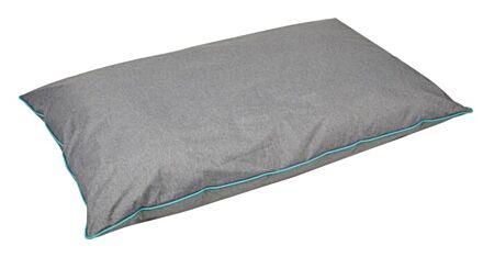 WeatherBeeta Waterproof Pillow Dog Bed Grey