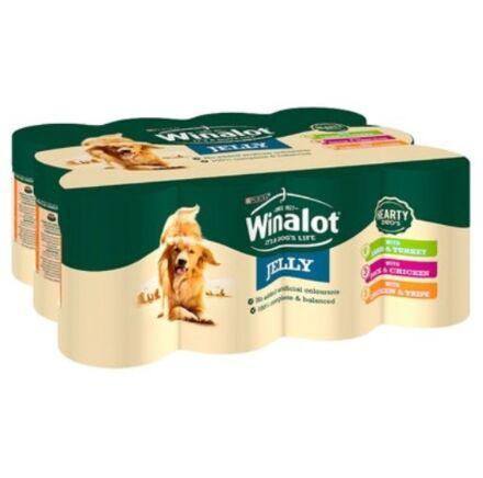 Winalot Mixed Jelly Tin 12x400G