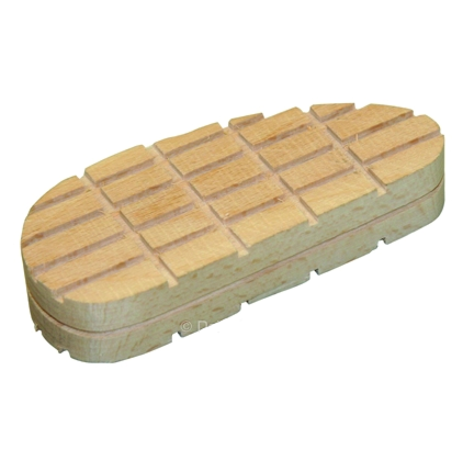 Wooden Hoof Blocks