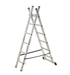 Youngman 340330 Light Trade 3 Way Combination Ladder